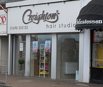 Hairdressers Motherwell